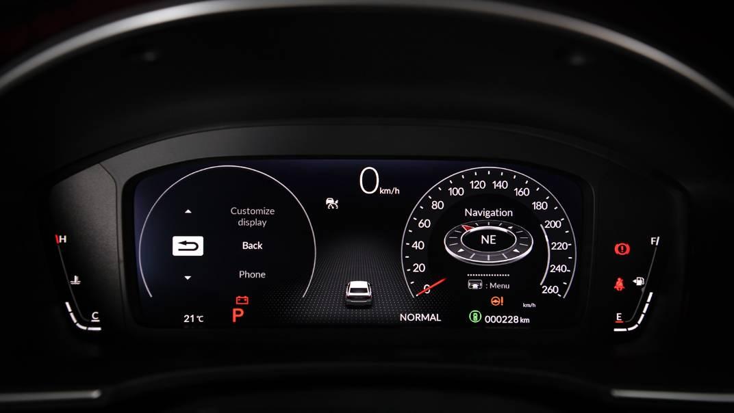 2022 Honda Civic Upcoming Version Interior 018