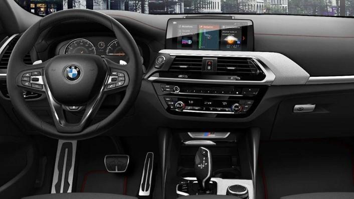 BMW X4 2019 Interior 001