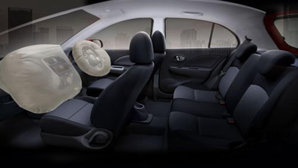 Nissan March 2019 Interior 007