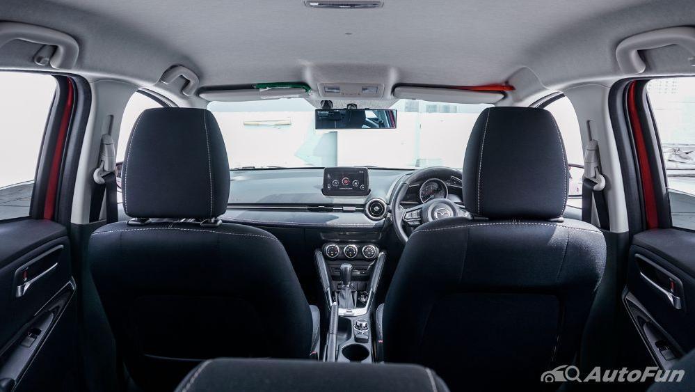 Mazda 2 GT AT Interior 064