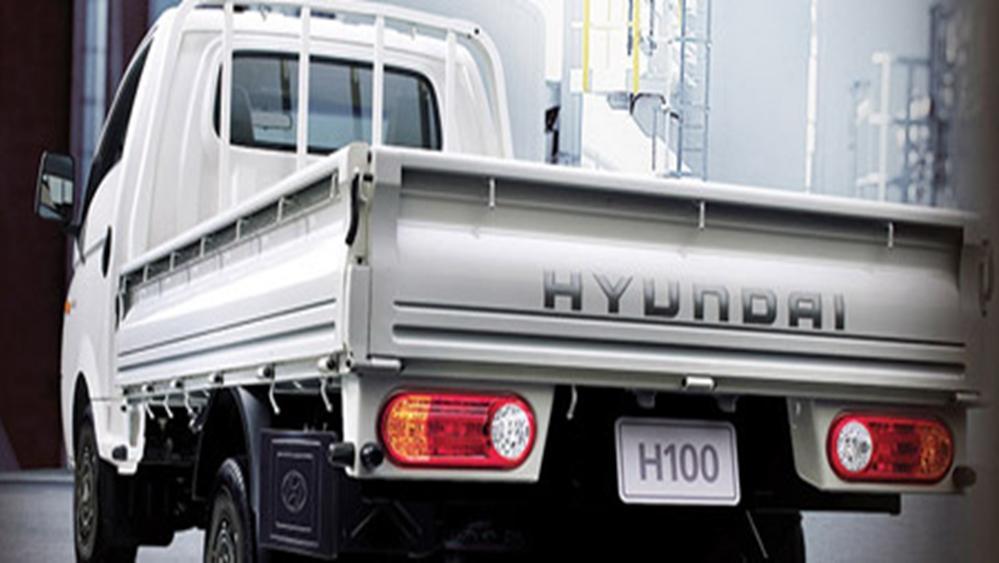 Hyundai H100 2019 Exterior 003