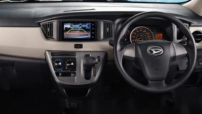 Daihatsu Sigra 2019 Interior 001