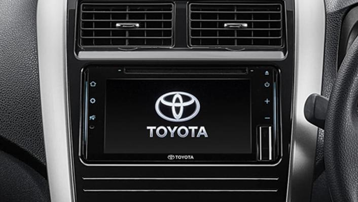 2021 Toyota Agya 1.2 GR Sport A/T Interior 004