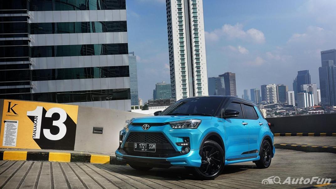 2021 Toyota Raize Exterior 046