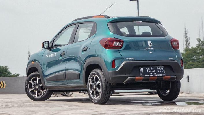 Renault Kwid 2019 Exterior 008