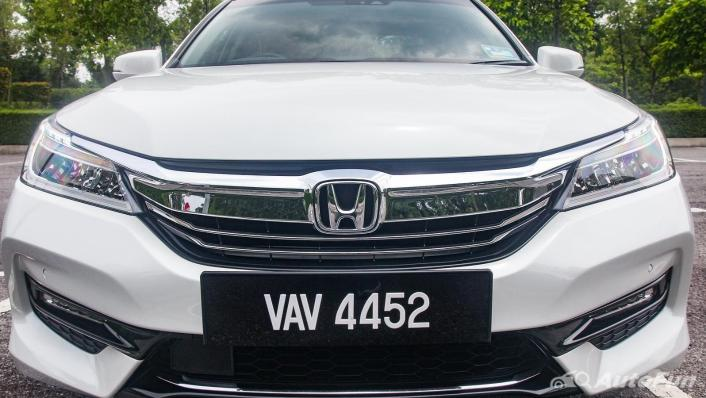 Honda Accord 2019 Exterior 009
