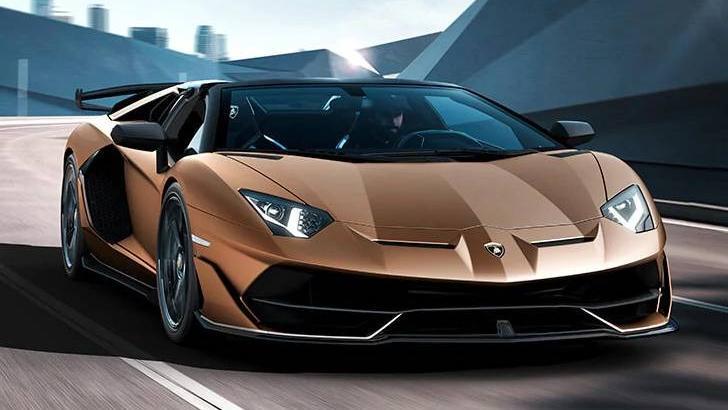Lamborghini Aventador 2019 Exterior 004