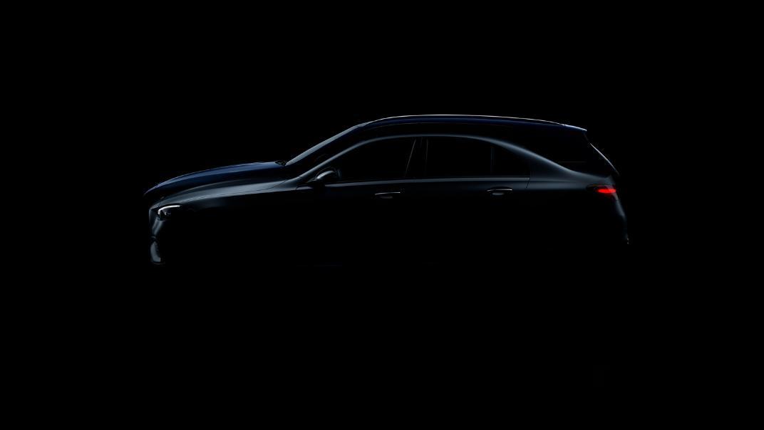 2021 Mercedes-Benz C-Class W206 Upcoming Version Exterior 019