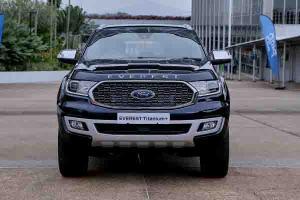 Ford Everest 2021 Resmi Diluncurkan, Toyota New Fortuner dan Mitsubishi Pajero Wajib Waspada!