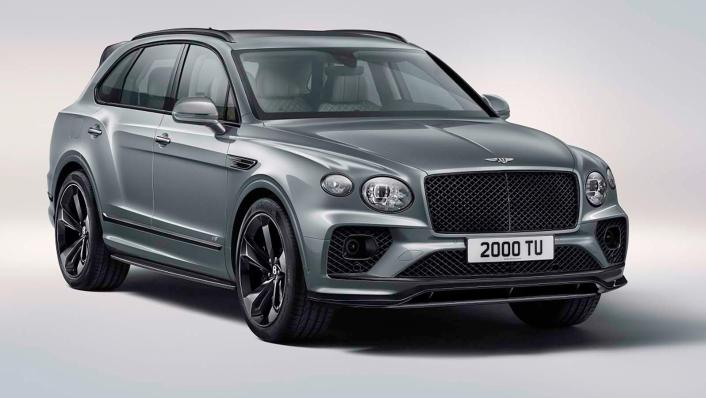 Bentley Bentayga 2019 Exterior 001
