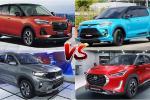 Toyota Raize dan Daihatsu Rocky vs Nissan Magnite dan KIA Sonet, Pertarungan Anime vs Bollywood