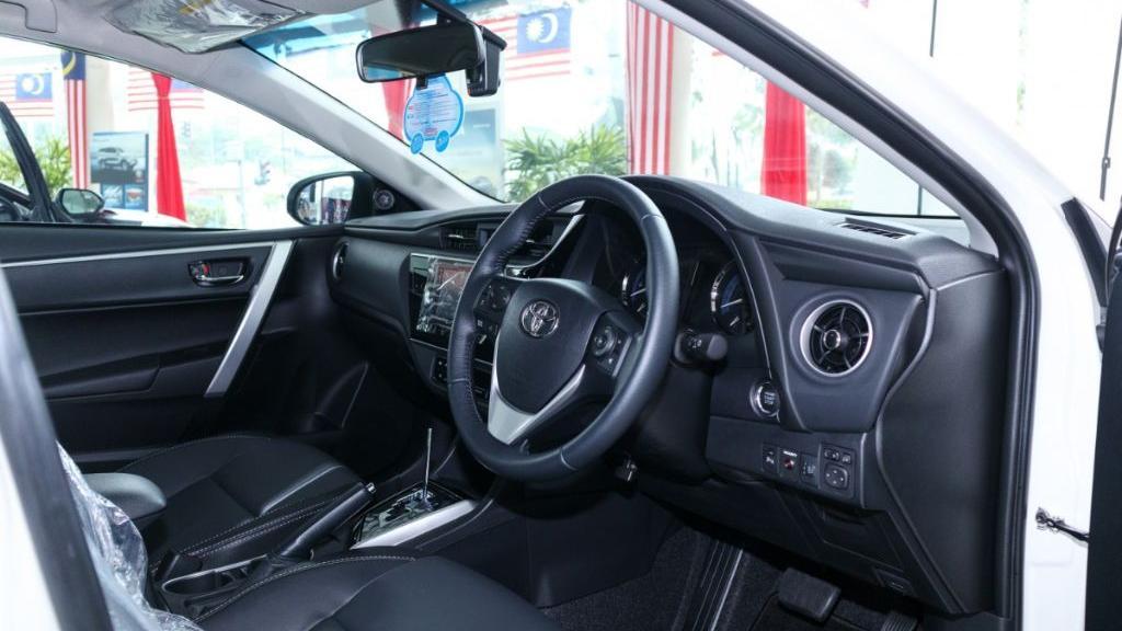 Toyota Corolla Altis 2019 Interior 117