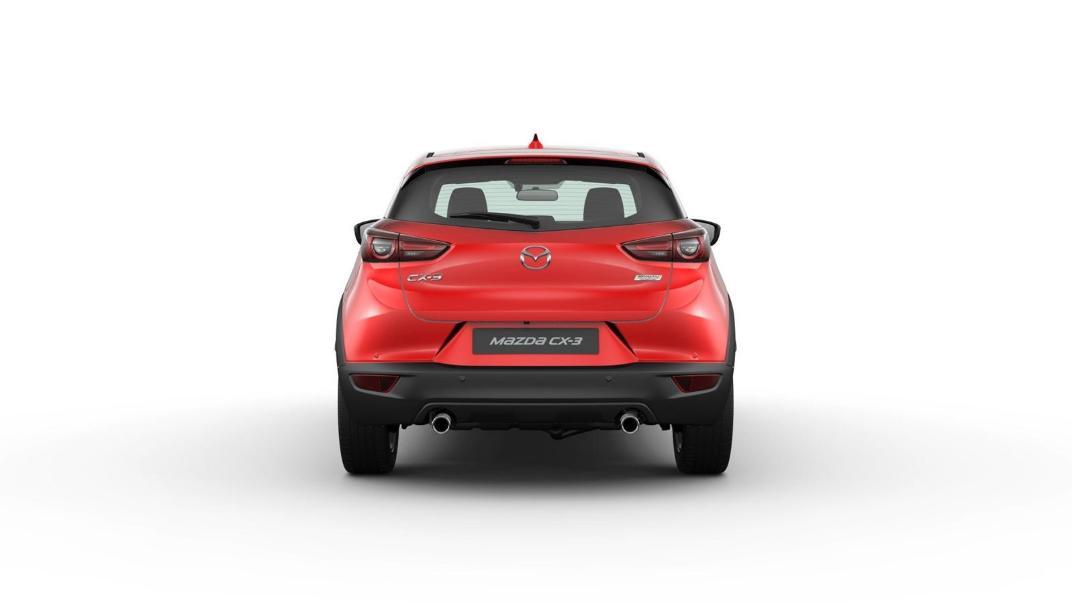 Mazda CX 3 2019 Exterior 014