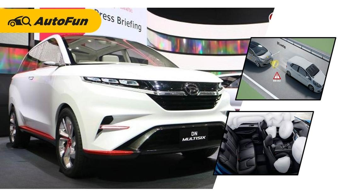Setelah Raize Sukses, Kini Giliran Toyota Avanza 2022 dengan DNGA yang Saatnya Pakai TSS 01