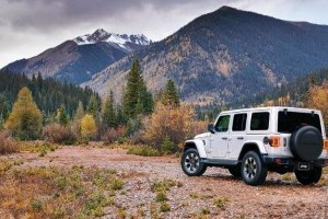 SUV Premium Tangguh, Rangkaian Fitur Keselamatan Jeep Wrangler Ini Siap Menemani
