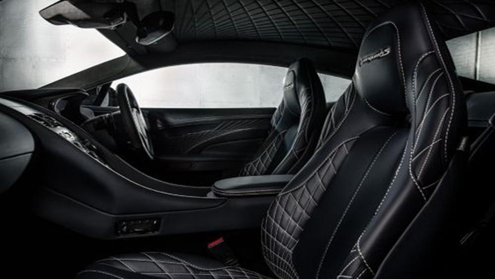 Aston Martin Vanquish 2019 Interior 003
