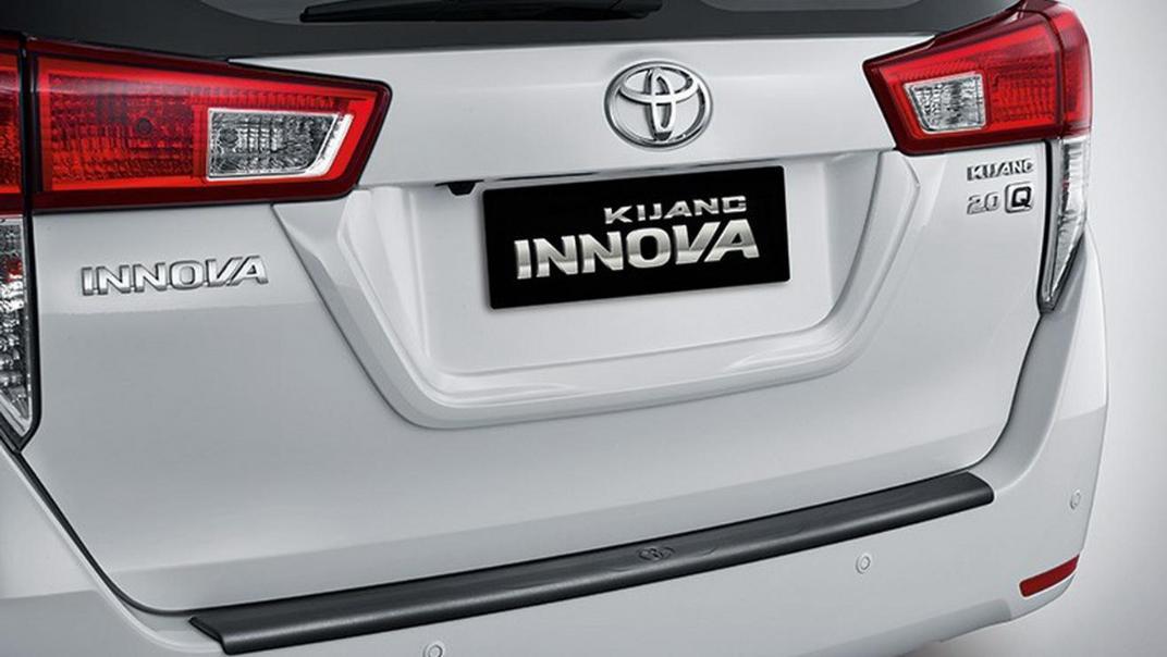 2020 Toyota Kijang Innova 2.0 V A/T Exterior 002
