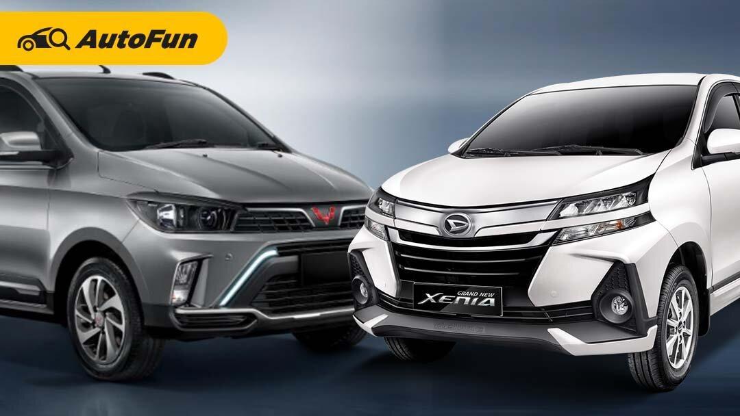 Perbandingan Mesin 1.5L Terbaru Wuling Confero 2021 Facelift Vs Daihatsu Xenia 1.3, Si Kecil Tenaganya Bisa Setara? 01