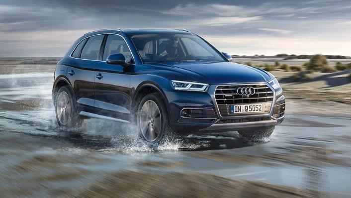Audi Q5 2019 Exterior 005