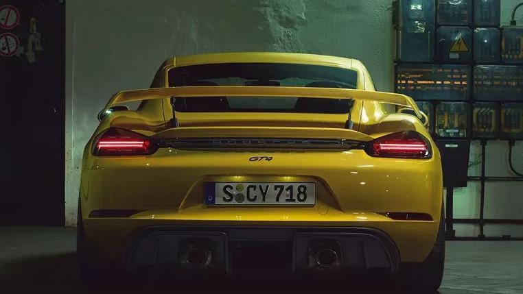 Porsche 718 2019 Exterior 014