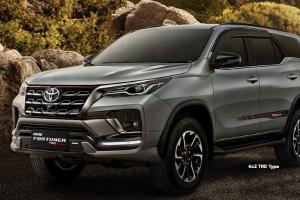 Lebih Maskulin, Ini Perbedaan Lengkap Toyota Fortuner 2021 dan Pra-Facelift