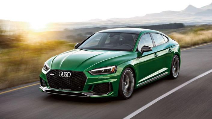 Audi Rs5 2019 Exterior 001