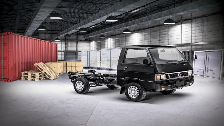 Mitsubishi L300 2019 Exterior 007