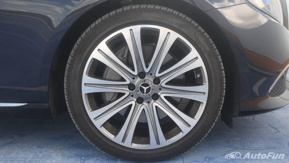 Mercedes-Benz E-Class 2019 Exterior 023