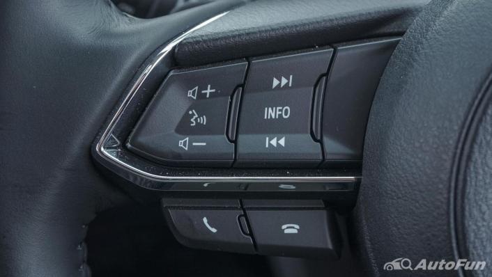 Mazda CX 5 Elite Interior 010