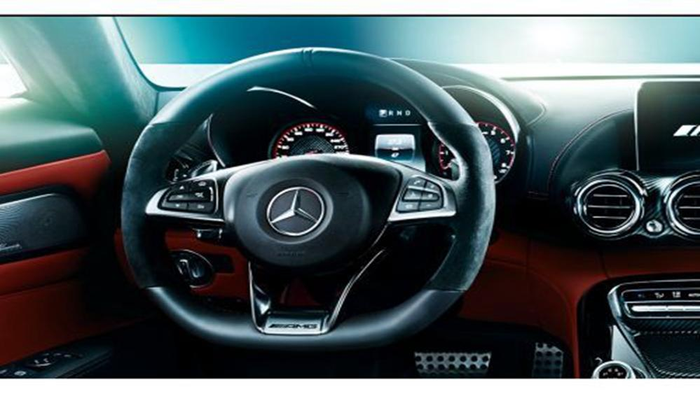 Mercedes-Benz AMG GT 2019 Interior 003
