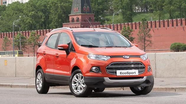 Nggak Cuma Harga Murah, Ini 5 Alasan Ford Ecosport Bekas Lebih Menggoda Daripada Toyota Agya Baru 02