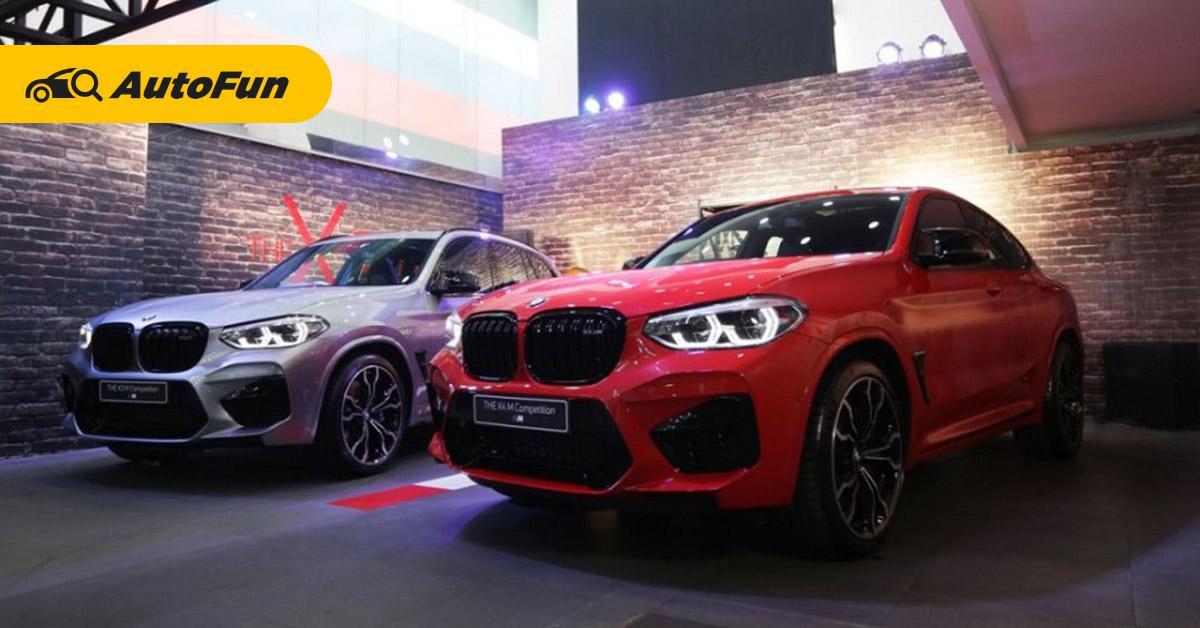 BMW X3 M Competition dan X4 M Competition Resmi jadi SUV Terkuat! 01