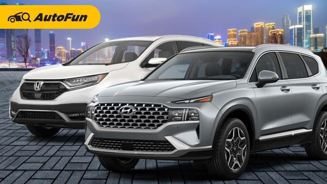 Siap Tantang Honda CR-V, Ini Keunggulan Hyundai Santa Fe 2021 yang Akan Meluncur di Indoensia 01