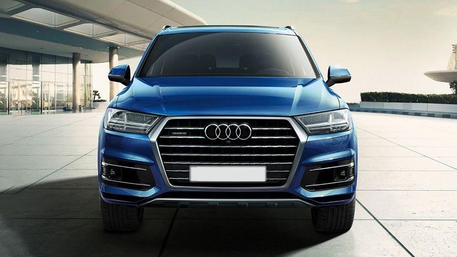 Audi Q7 2019 Exterior 002
