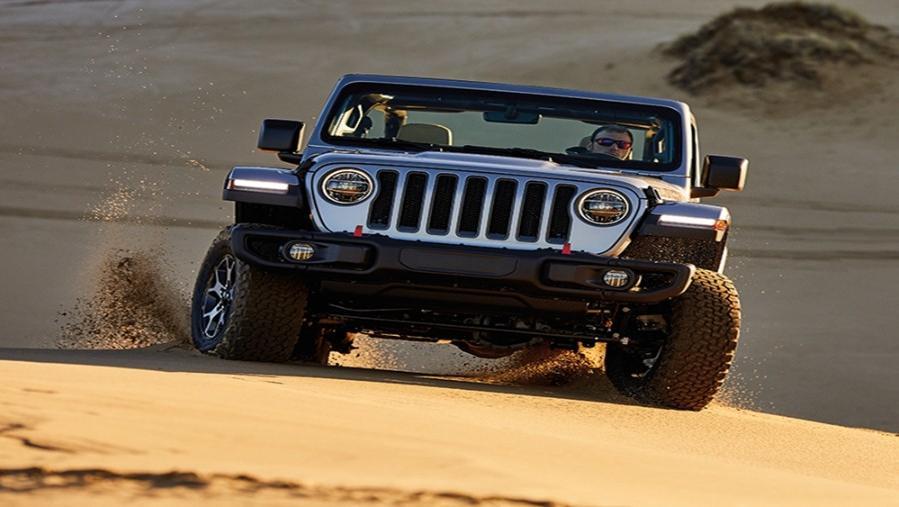 Jeep Wrangler 2019 Exterior 008