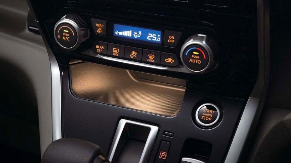 Nissan Serena 2019 Interior 003