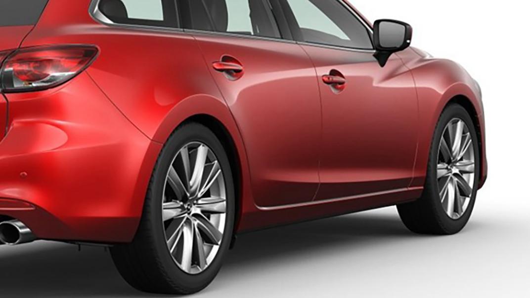 Mazda 6 Elite Estate Exterior 066