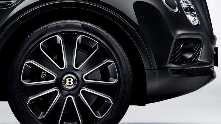 Bentley Bentayga 2019 Exterior 013