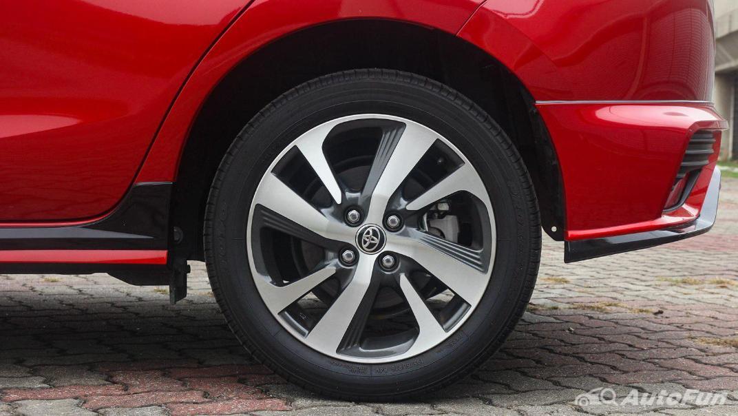 Toyota Yaris 2019 Exterior 035