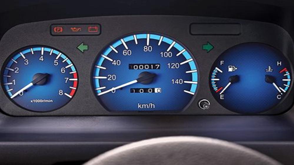 Mitsubishi T120SS 2019 Interior 002