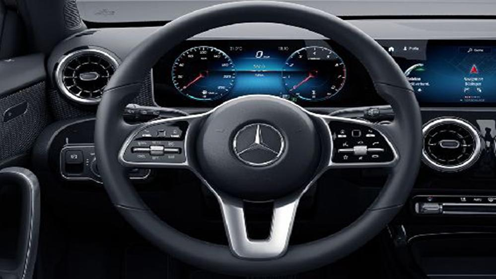 Mercedes-Benz A-Class Sedan 2019 Interior 002