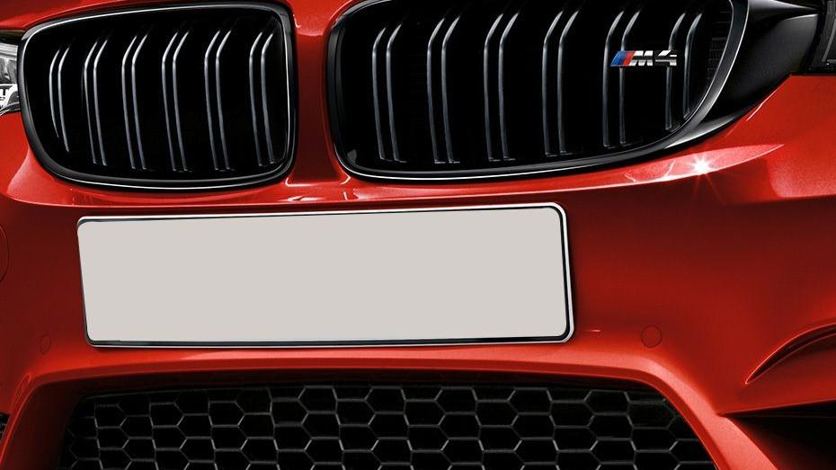 BMW M4 Coupe 2019 Exterior 007