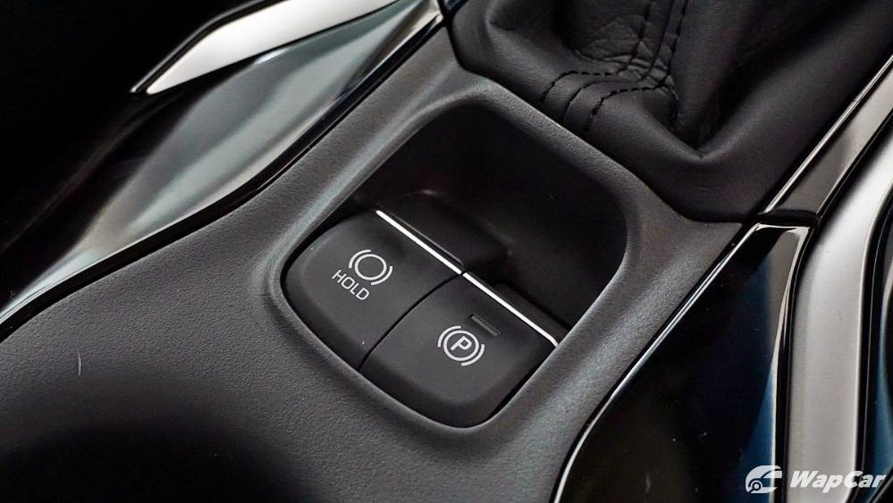 Toyota Corolla Altis 2019 Interior 065