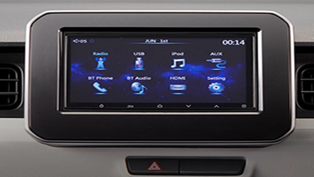 Suzuki Ignis 2019 Interior 005
