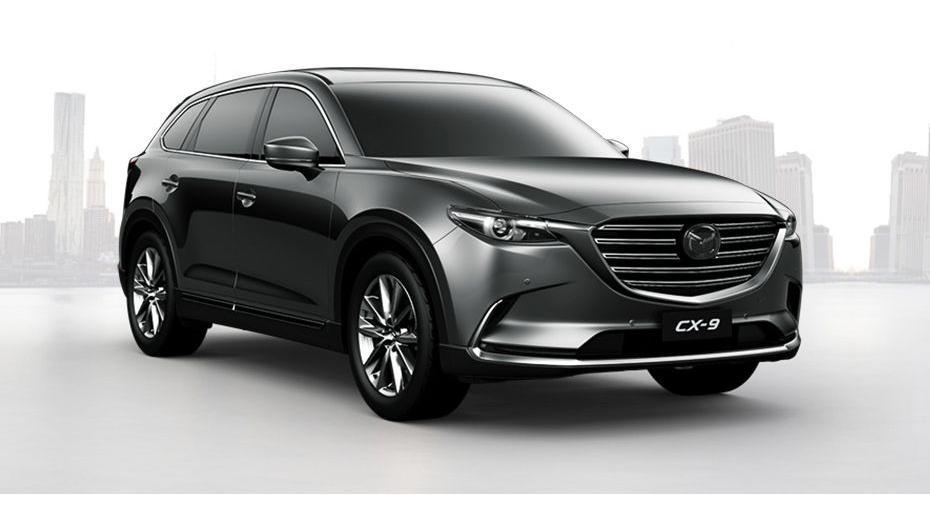 Mazda CX 9 2019 Exterior 019