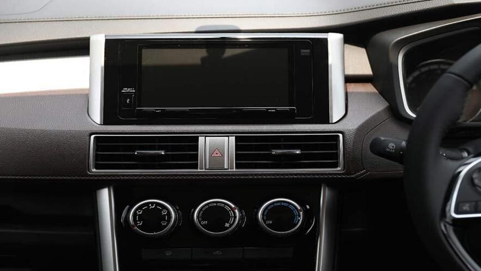 Mitsubishi Xpander Cross 2020 2020 Interior 002