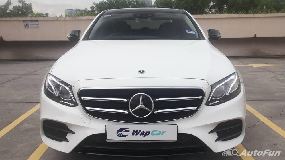 Mercedes-Benz E-Class 2019 Exterior 035