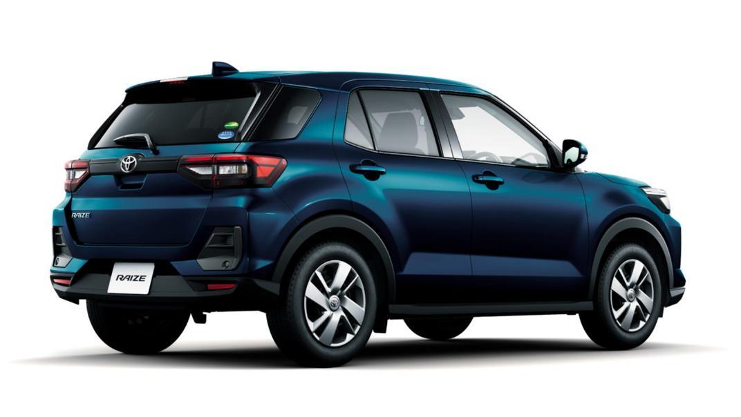 2021 Toyota Raize Exterior 078