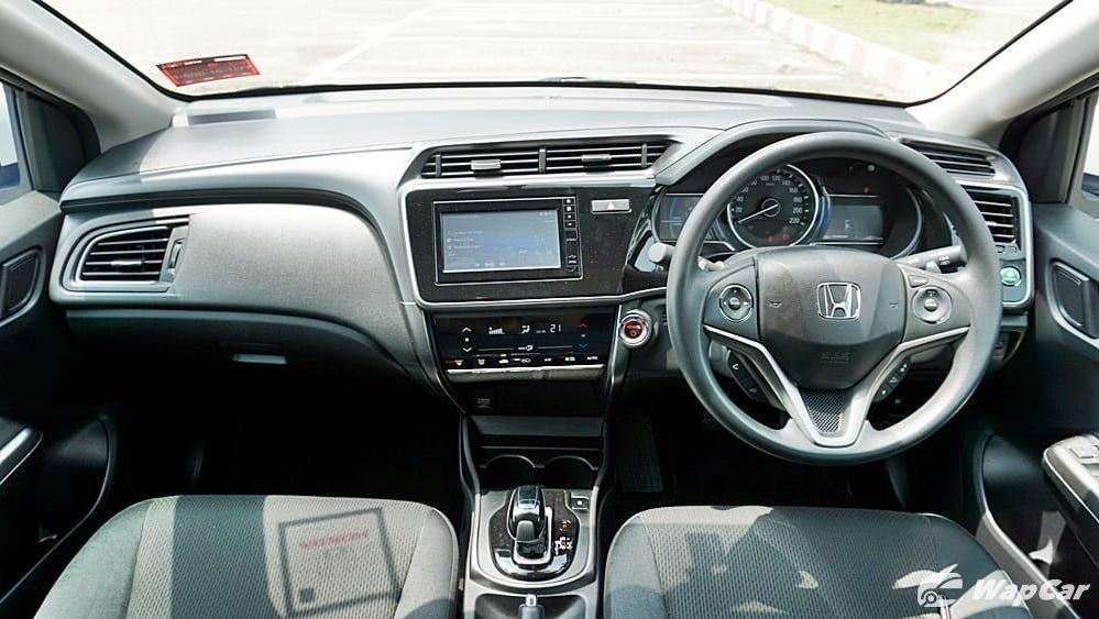 Honda City 2019 Interior 075