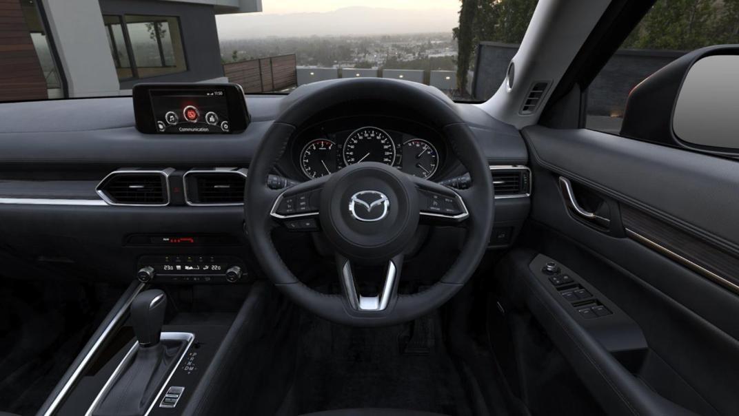 Mazda CX 9 2019 Interior 003